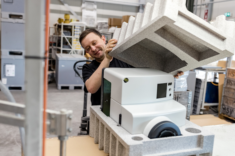 HSV-TMP is a specialist in developing and producing complex plastic projects