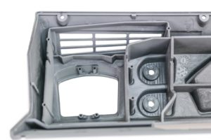HSV Technical Moulded Parts developes and produces DASHDASHBOARD FOR STEAMROLLER