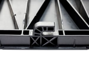 HSV Technical Moulded Parts for Weather-proof, durable and low-maintenance fittings for infrastructure
