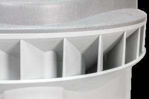 Structural foam moulding