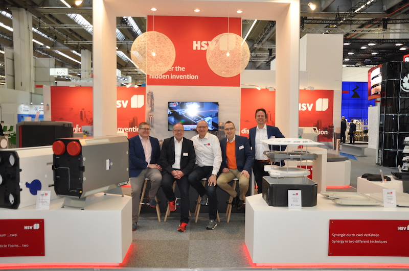 ISH 2019   Sustainable product innovations of HSV TMP